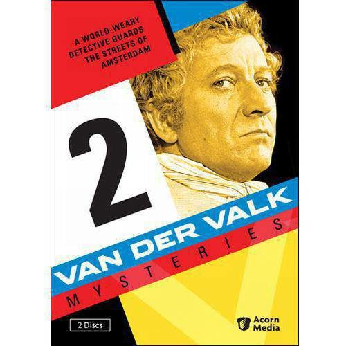 Van der Valk Mysteries: Set 2 [2 Discs] [DVD]