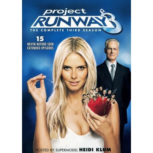 Project Runway: The Complete Third Season [4 Discs]