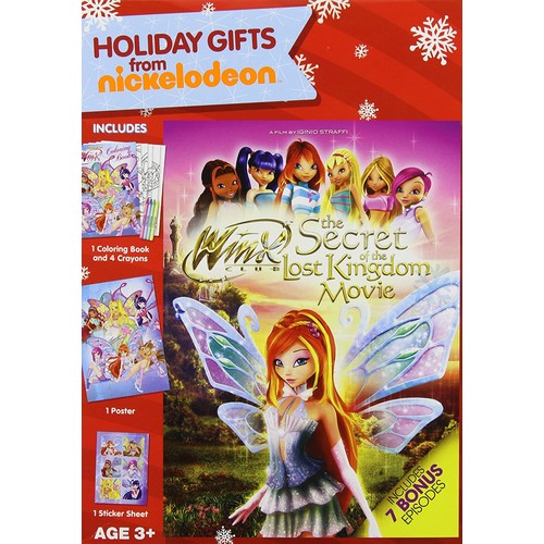 Winx Club: Secret of the Lost Kingdom Movie