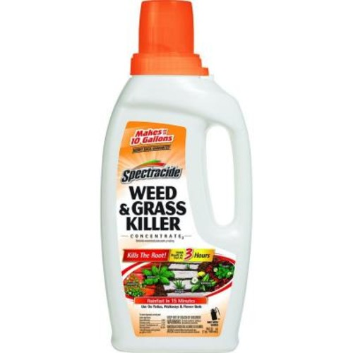 Spectracide Weed and Grass Killer 32 oz. Concentrate