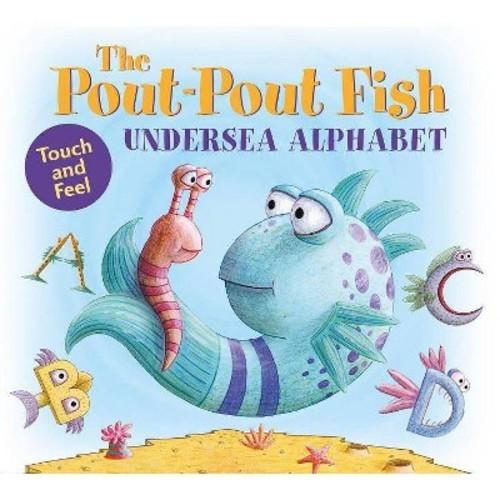 Pout-Pout Fish Undersea Alphabet (Hardcover)