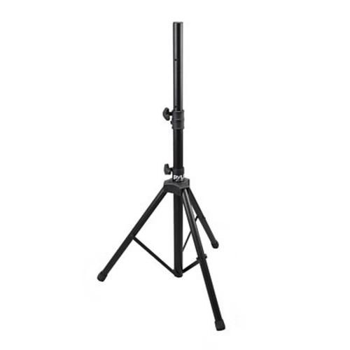 Pyle Pro Tripod Speaker Stand Holder Mount Rugged Steel Black Finish (PSTND1)