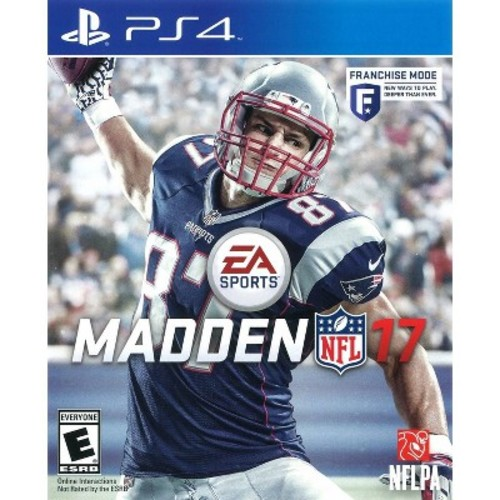 Madden NFL 17 - PlayStation 4 - PRE-OWNED