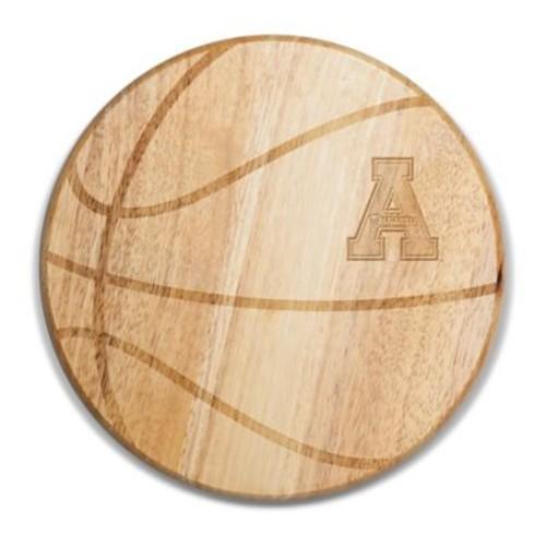 Picnic Time NCAA Free Throw Cutting Board; Appalachian State