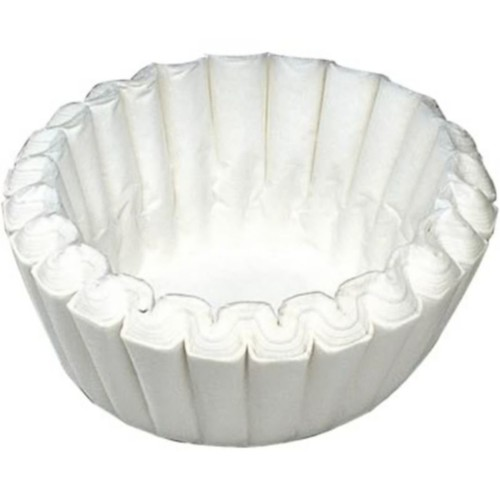 Brew Rite Basket-Style Coffee Filters for Commercial Coffee Makers, 12 Cup, 1,000/Case