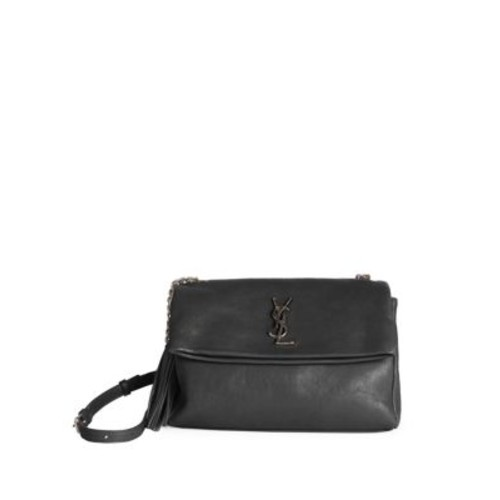 SAINT LAURENT West Hollywood Soft Flap Shoulder Bag
