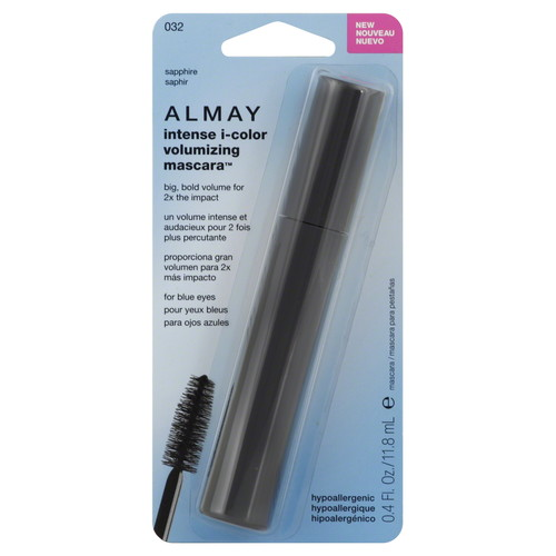 Almay Intense i-Color Volumizing Mascara Sapphire 0.4 fl oz