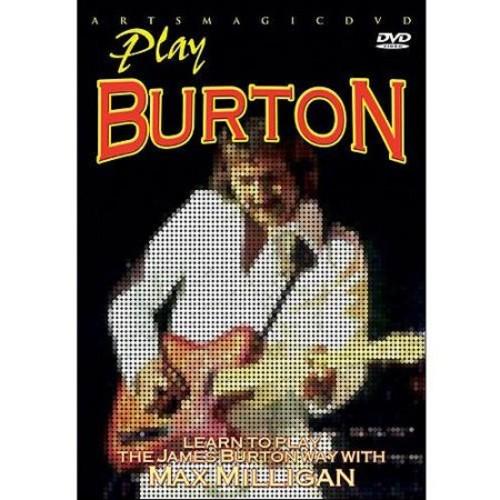 Play Burton [DVD] [2012]