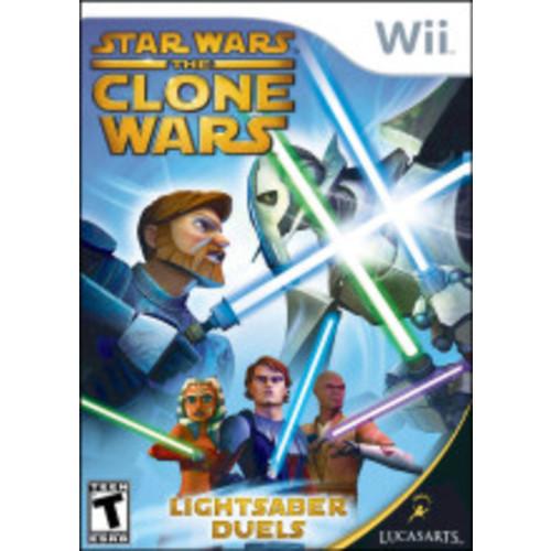 Star Wars Clone Wars: Lightsaber Duel [Pre-Owned]