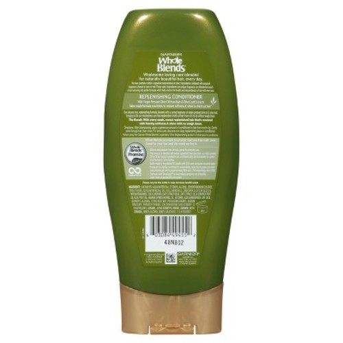 Garnier Whole Blends Legendary Olive Replenishing Conditioner - 12.5 fl oz