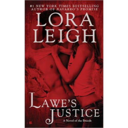 Lawe's Justice (Breeds Series #26)
