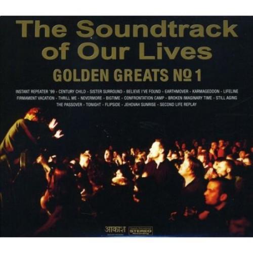 Golden Greats No. 1 [CD & DVD]