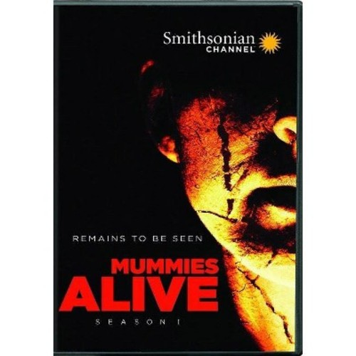 Smithsonian: Mummies Alive [DVD]