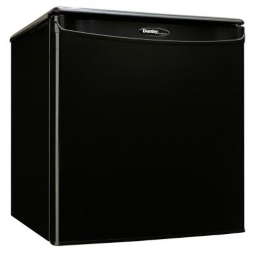 Danby 1.7 cu. ft. Mini Refrigerator in Black