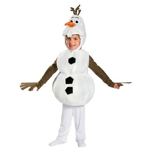 Disney's Frozen Olaf Toddler Deluxe Costume 4-6 Years