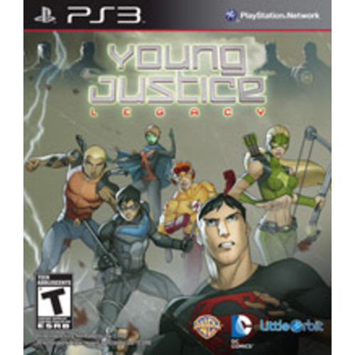 Young Justice: Legacy [Pre-Owned]
