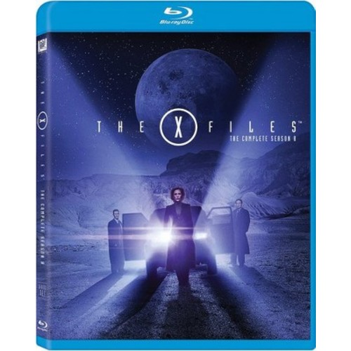 X-Files Season 8 (Blu-Ray)