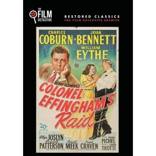 Colonel Effingham's Raid [DVD] [1945]