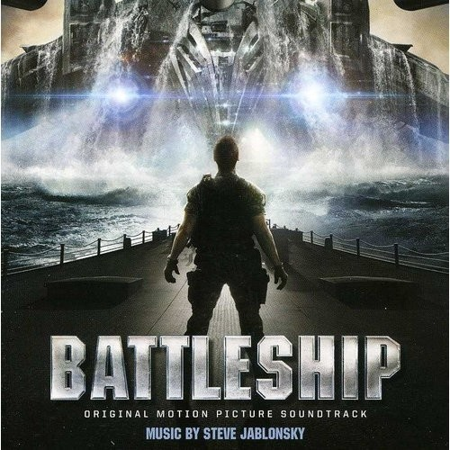 Battleship [Original Score] [CD]