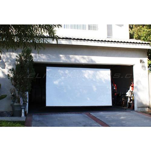 Elite Screens DIY Pro Screen Series, Outdoor Projection Screen, 251-inch Diagonal 16:9, Model: DIY251RH1