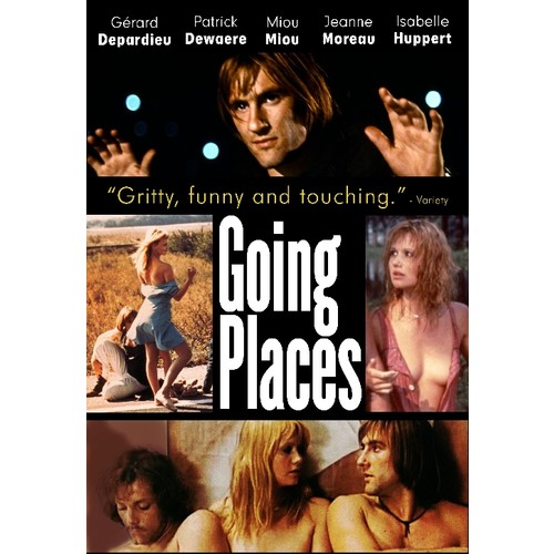 Going Places (Blu-ray Disc)