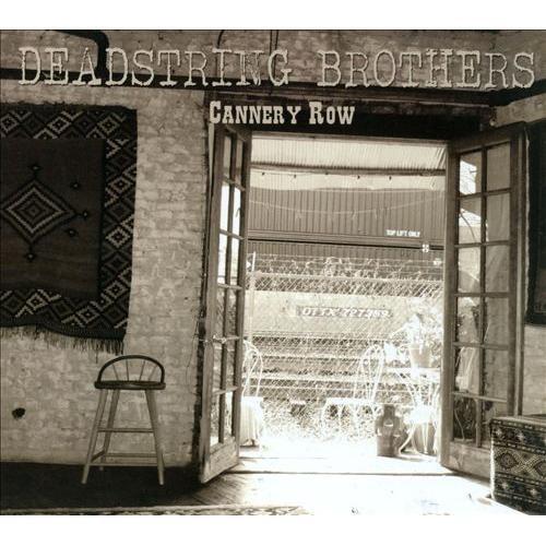 Cannery Row [CD]