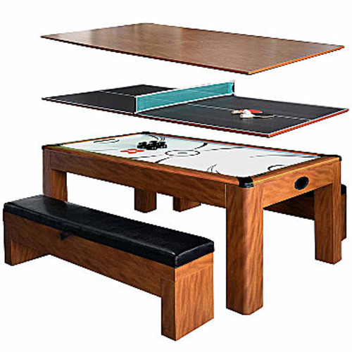 Hathaway Sherwood 7-Ft Air Hockey Table - JCPenney