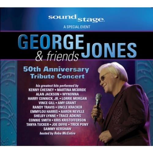 George jones:Conert tribute to george (DVD)