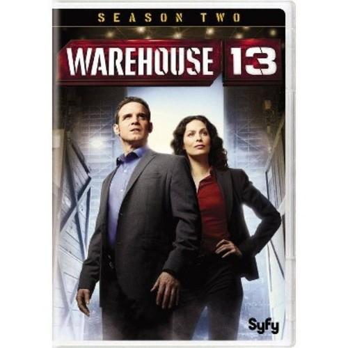 Warehouse 13: Season Two [3 Discs] [DVD]