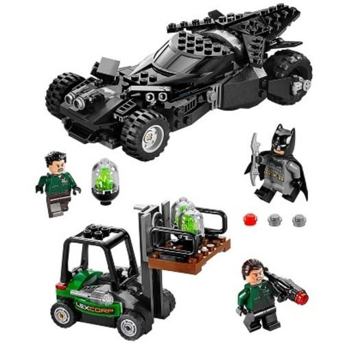 LEGO Super Heroes Kryptonite Interception