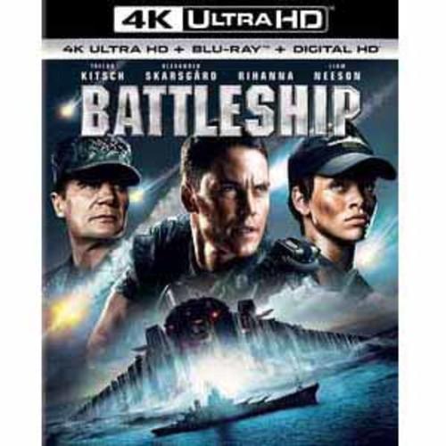 Battleship [4K UHD] [Blu-Ray] [Digital HD]