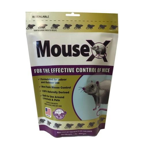 RatX Mouse-X 1 lb. Rodenticide Granules