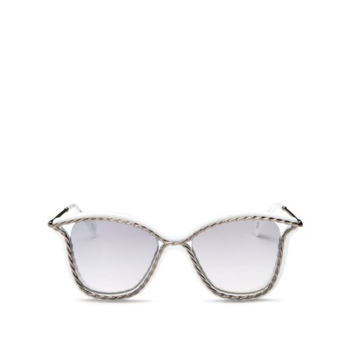 MARC JACOBS Mirrored Cat Eye Sunglasses, 52Mm