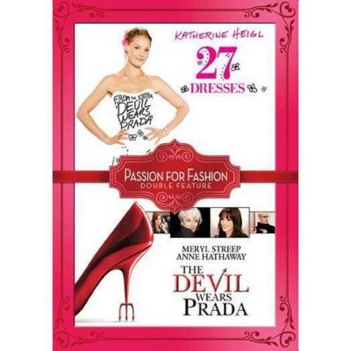 27 Dresses...