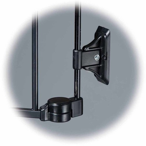 KidCo Custom Fit Auto Close Hearthgate Safety Gate - Black