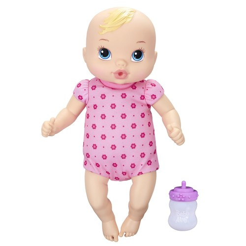 Baby Alive Luv n Snuggle Baby Blonde