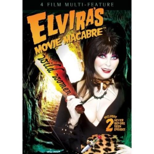 Elvira's Movie Macabre: Wild Women [2 Discs] [DVD]