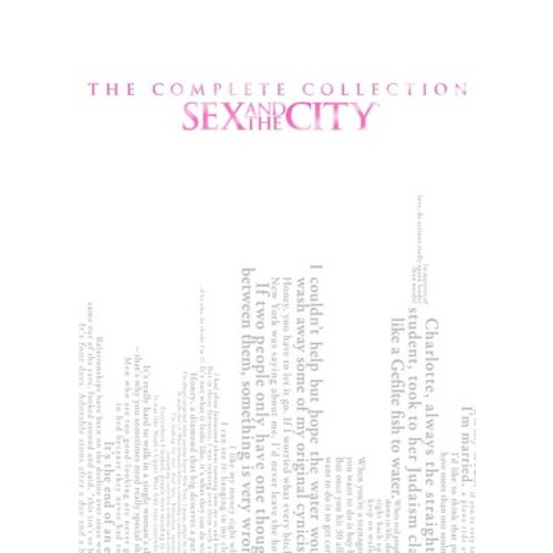 Sex and the City: The Complete Series [17 Discs]