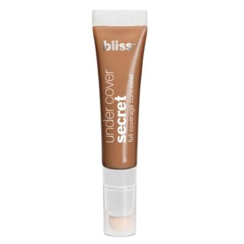 Bliss Color Undercover Secret Full Coverage Concealer, Bronze [2 oz (6 ml)]