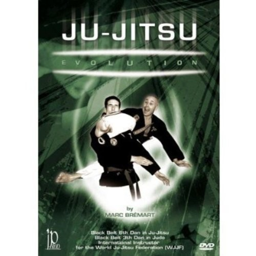Ju-Jitsu Evolution by Marc Bremart (DVD) (Fre/Eng/Ger/Spa)