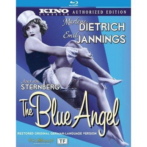 The Blue Angel [Ultimate Edition] [2 Discs] [Blu-ray] [1930]