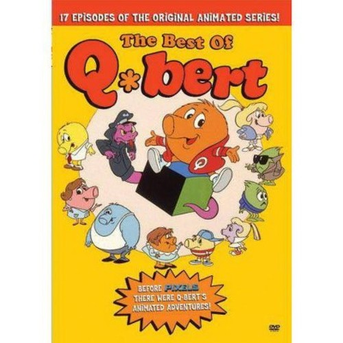 Q-Bert: Season One (DVD)