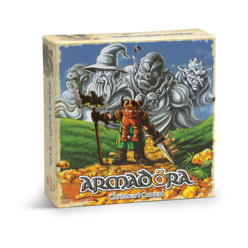 Board Games Blue Orange Games Armadora
