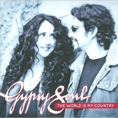 The World is My Country [CD]