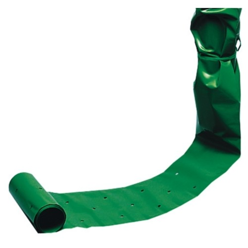 Frost King Drain Away 8 ft. L x 7 in. W x 8 ft. L x 7 in. H Plastic K Downspout Extension Green(DE20