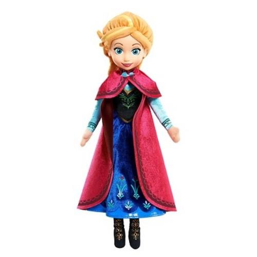 Disney Frozen Plush Singing Doll - Anna