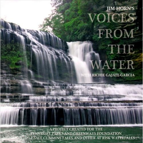 Voices from the Water [CD]