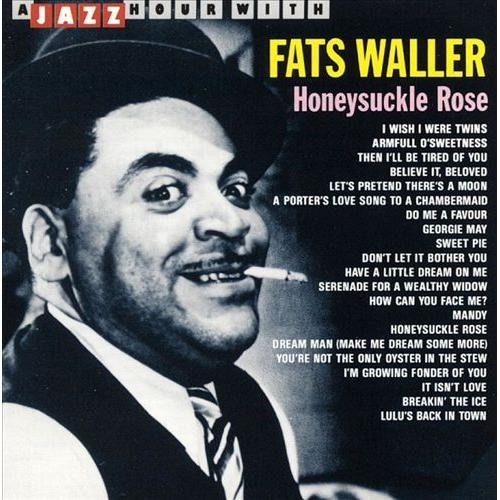 Honeysuckle Rose [Jazz Hour] [CD]