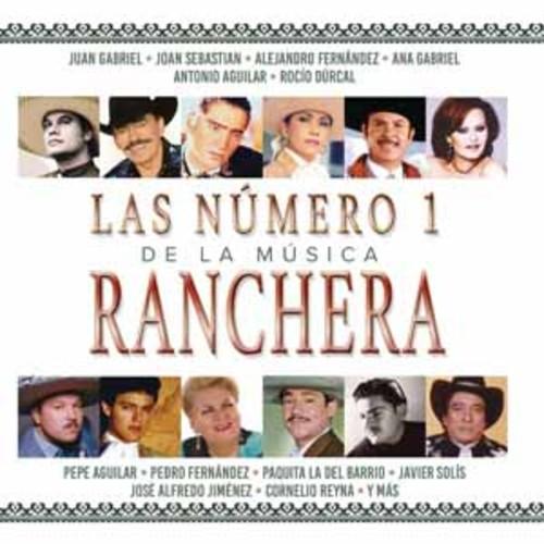 Numero 1 de la Musica Ranchera [Audio CD]