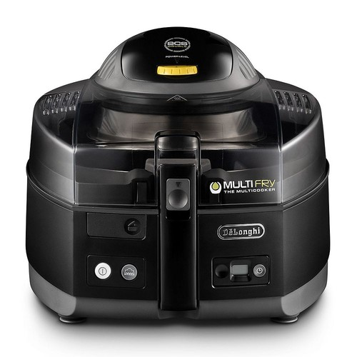 DeLonghi MultiFry Low Oil Air Fryer & Multi-Cooker